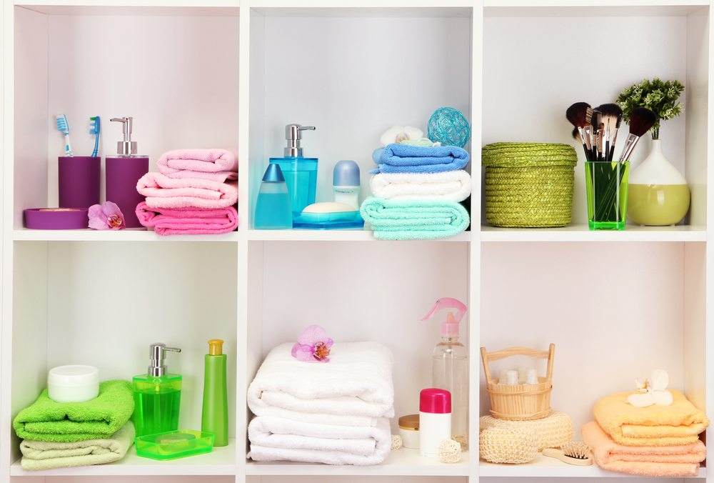 Bathroom Organization Tips for the New